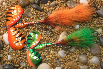 web - esox tigertails